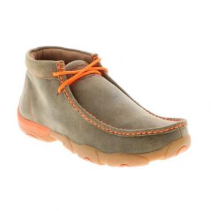 twisted x driving moccasin men´s short boot mdm0019