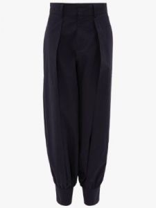 tapered trousers j w anderson
