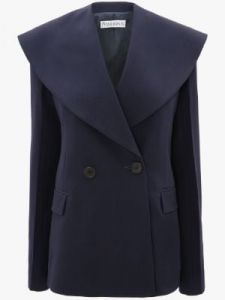 shawl collar tailored jacket j w anderson