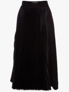 pleated skirt j w anderson