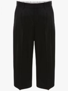 tailored cropped trousers j w anderson