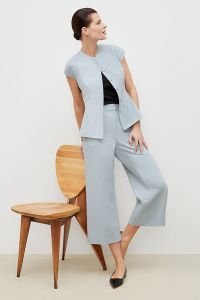 mm lafleur the anderson pant textured suiting