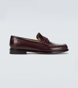 gucci loafers with interlocking g
