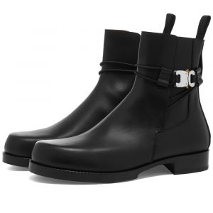 1017 alyx 9sm chelsea boot with buckle black