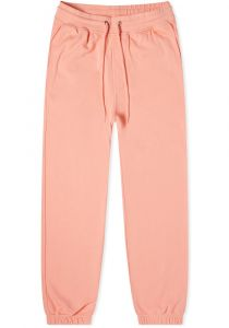 colorful standard classic organic sweat pant bright coral