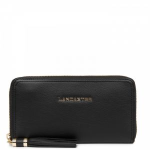 melle ana p.m. continental wallet