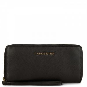 mademoiselle ana & an large continental wallet