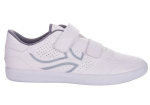 men´s tennis strap-fastened shoes ts100 white