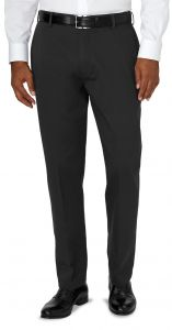 paul fredrick non iron chino flat front pants